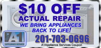 A1 appliance repair coupons- image